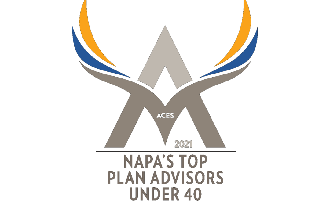 NAPA Top Retirement Plan Advisors Logo